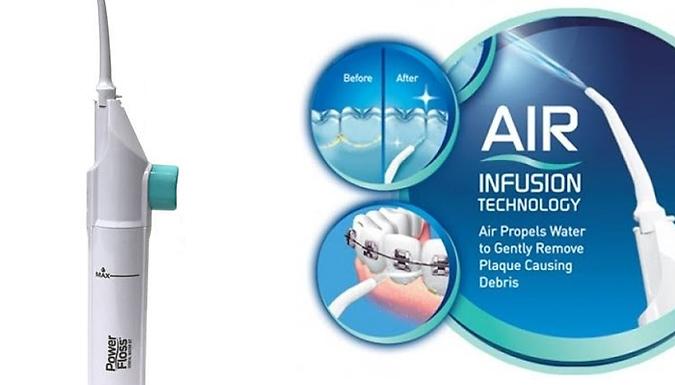 Advanced Dental Water Jet Flosser