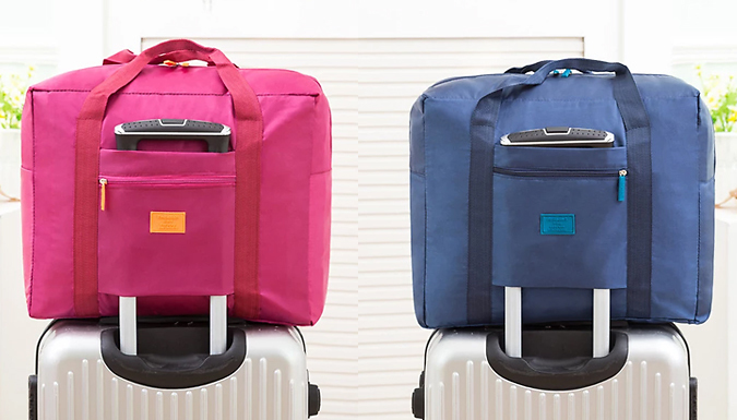 Attachable Suitcase Bag - 3 Colours from Discount Experts