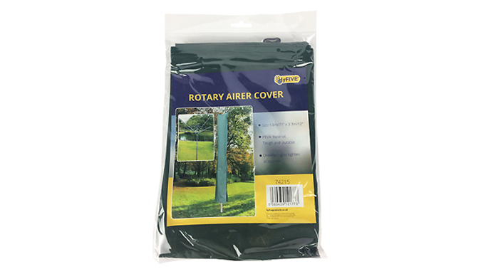 1.8m Rotary Washing Line Cover