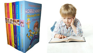 Discount Experts Horrid Henry 6 Book Collection